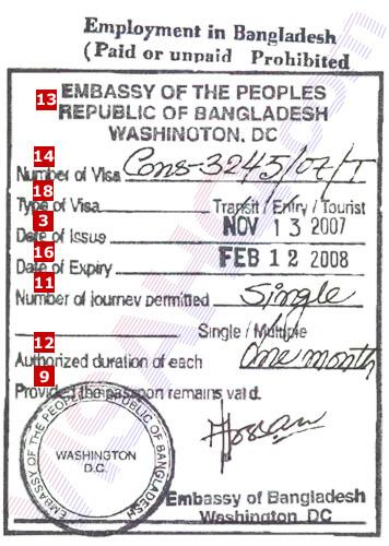 Bangladesh Visa Application Requirements Residents Of Australia Visahq